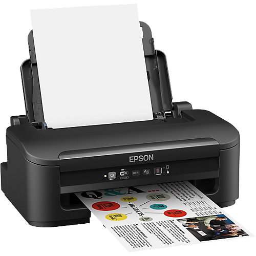 Epson WorkForce WF-2010W inkjetprinter, WLAN