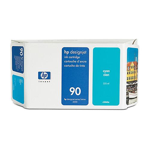 HP 90 - Inktcartridge / Cyaan