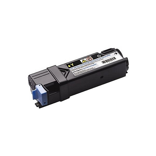 Dell 2150/2155 Toner Yellow XL (Geel)