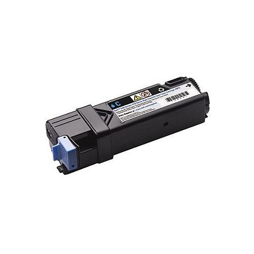 Dell 2150/2155 Toner Cyan XL (Blauw)