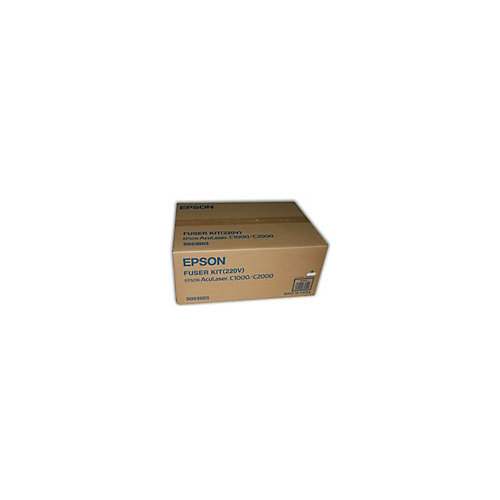 Epson C13S053003 Fuser Kit Zwart En Kleur