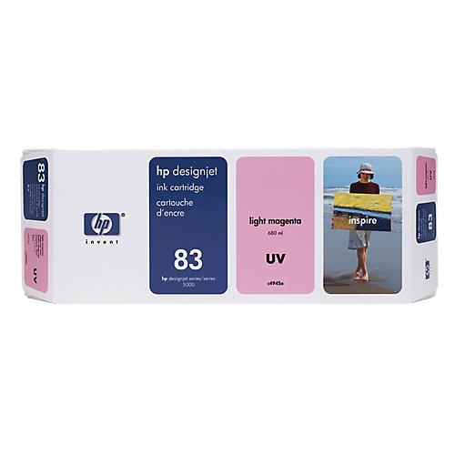 HP 83 - Inktcartridge / Licht Magenta