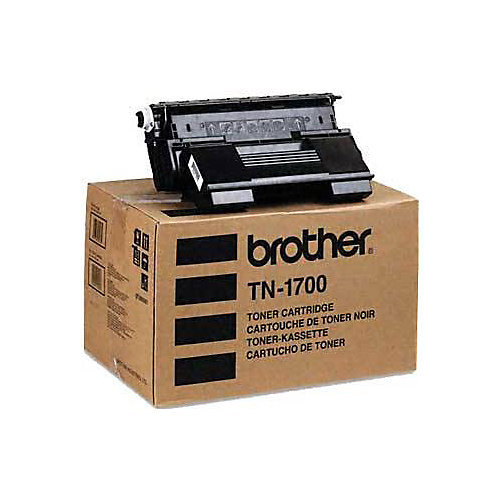 Brother TN-1700 Tonercartridge - Zwart