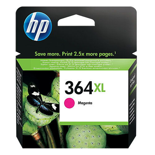 HP Inktpatroon »HP CB324EE« HP 364XL