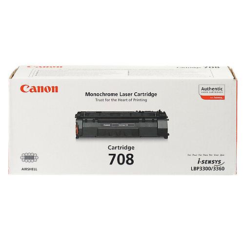 Canon 708 - Tonercartridge / Zwart