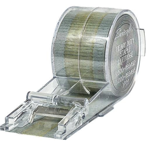Rexel Nietjes 6311 Zilver 5.000 Stuks