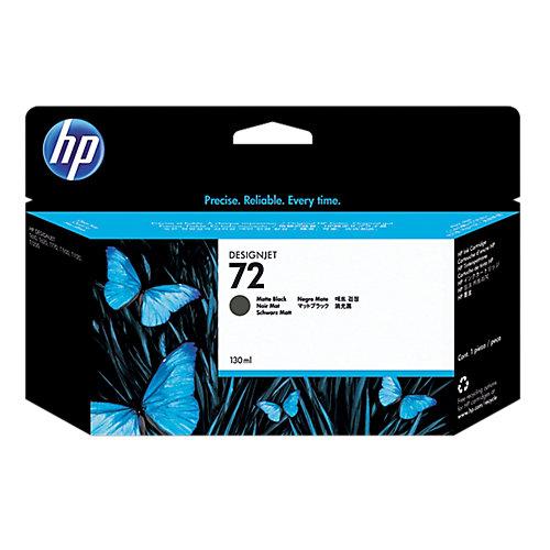 HP 72 - Inktcartridge / Mat Zwart