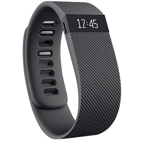 Fitbit CHARGE HR BLACK LARGE (FB405BKL-EU)