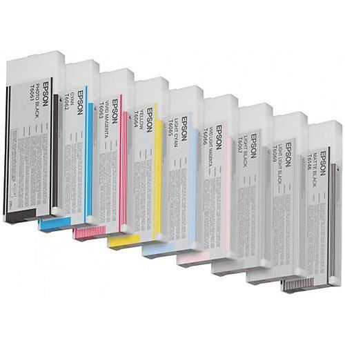 Epson T6056 - Inktcartridge / Licht Magenta