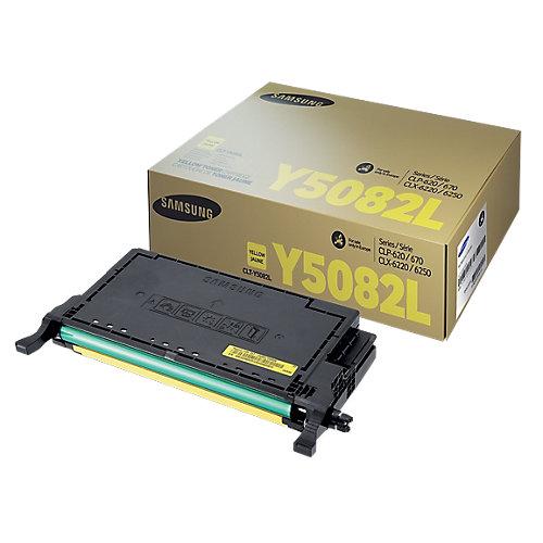 Samsung Toner »CLT-Y5082L/ELS«
