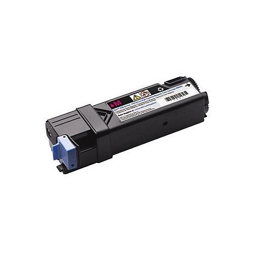 Dell 2150/2155 Toner Magenta XL (Rood)