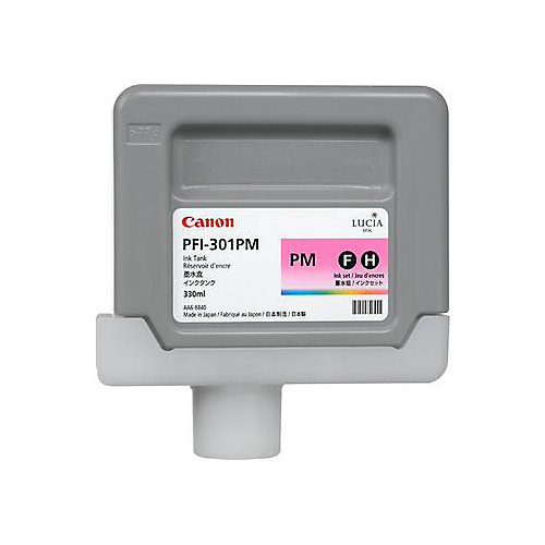 Canon PFI-301PM - Inktcartridge / Foto Magenta