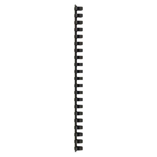 GBC Plastic bindruggen Pro Comb A4 16.0 mm Zwart 100 Stuks