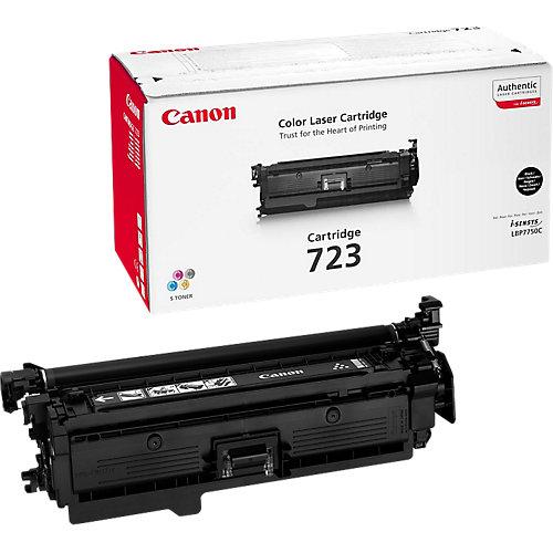 Canon 723 - Tonercartridge / Zwart