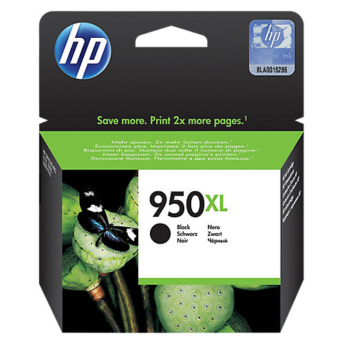 HP 950Xl Inkcartridge CN045AE Zwart