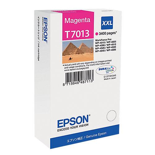Epson T7013 Magenta Inkt Cartridges