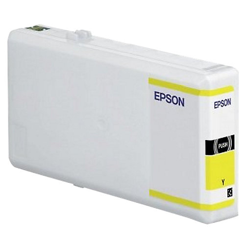 Epson T7014 Geel Inkt Cartridges