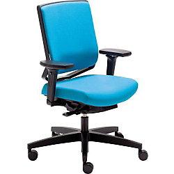 dauphin-bureaustoel-my-self-comfort-xl-zwart