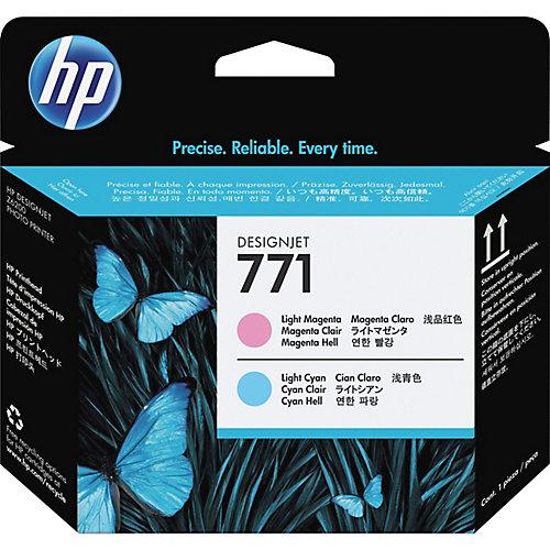 HP 771 - Inktcartridge / Licht Magenta