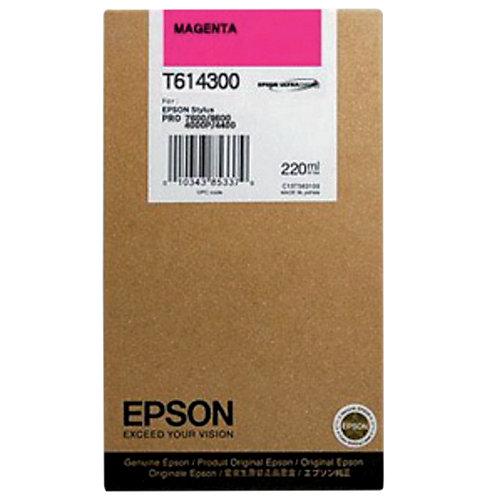 Epson C13T614300 Inktcartridge Magenta
