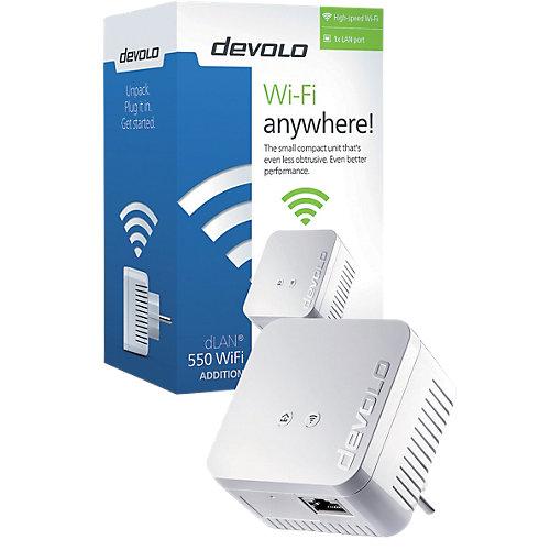 Dlan 550 Wifi Powerline