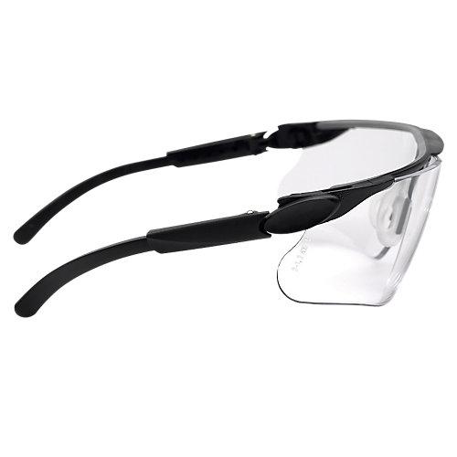 3M Veiligheidsbril Maxim One Size Transparant