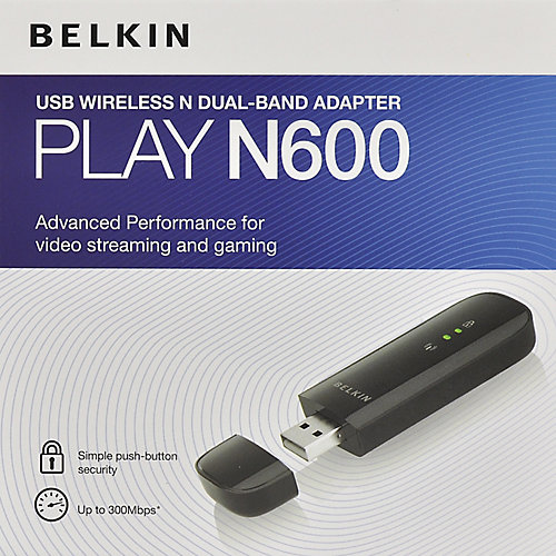 Play Dual-Band USB-adapter