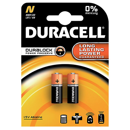 Duracell MN9100 Security