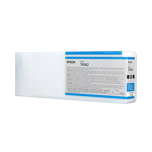Epson T636200 - Inktcartridge / Cyaan