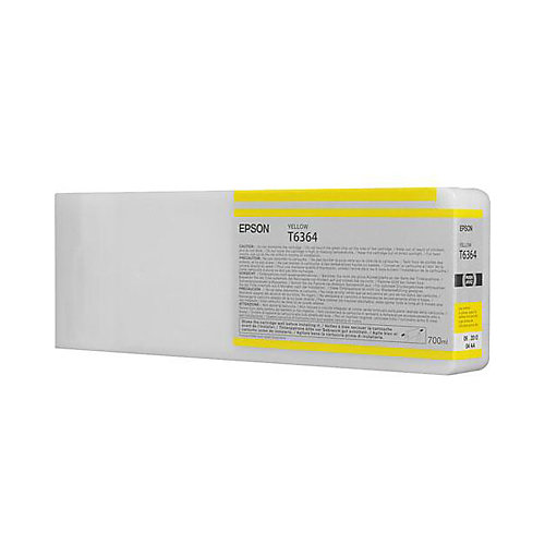 Epson T6364 - Inktcartridge / Geel