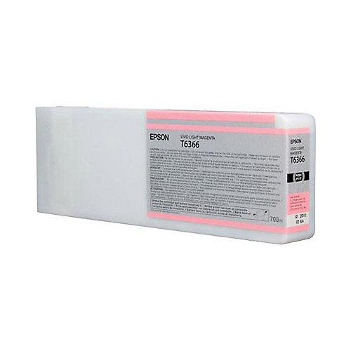 Epson C13T636600 Inktcartridge Vivid Licht Magenta