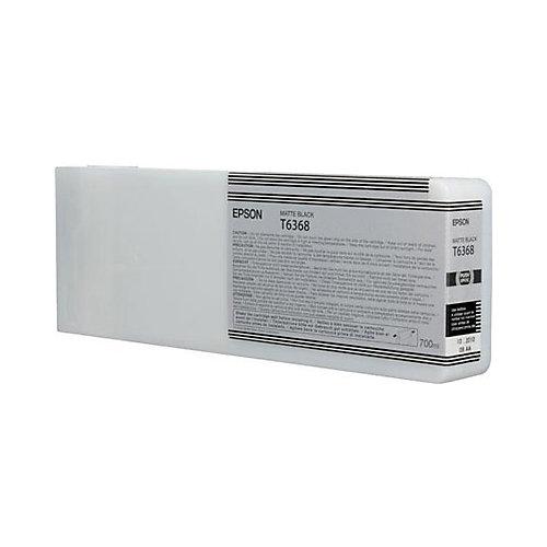 Epson T6368 - Inktcartridge / Mat Zwart