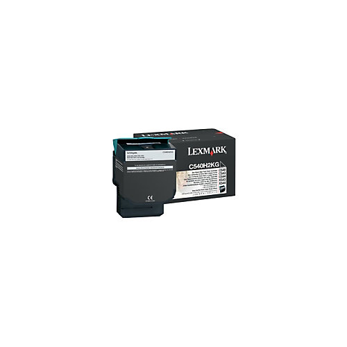 Lexmark E12 C540 C543 C544 X543 X544 toner cartridge black 2K