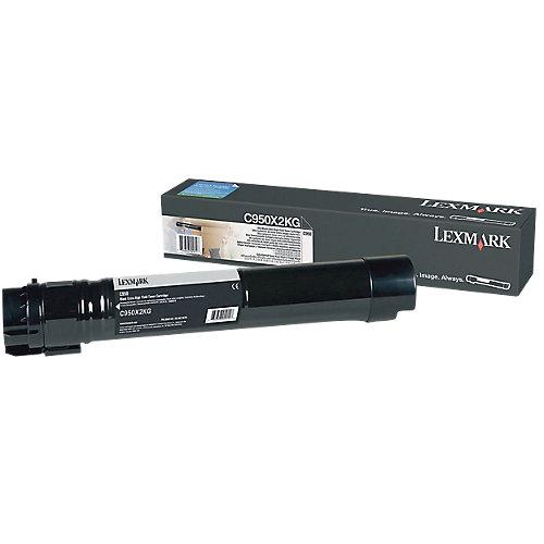 Lexmark C950 - Tonercartridge Zwart