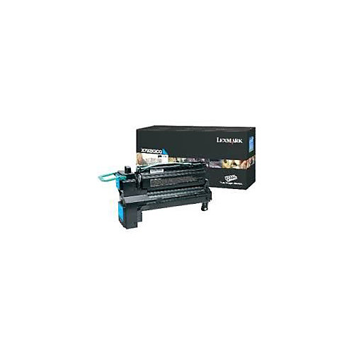 X792 toner cyan standard capacity 20.000 pages 1-pack