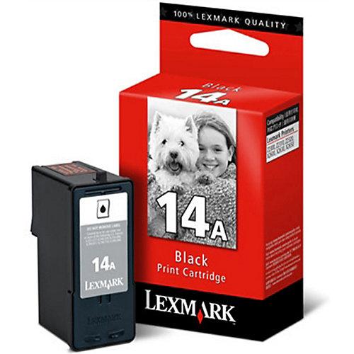 Lexmark 14A - Inktcartridge Zwart