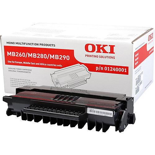 Oki Printercartridge MB200 HC