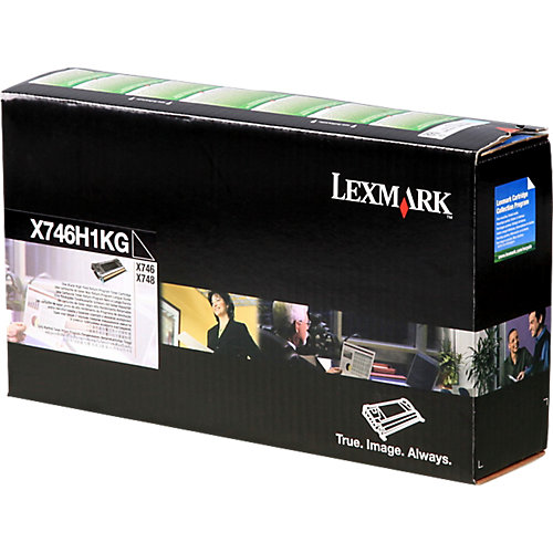 Toner Cartridge Black 12K Return Program