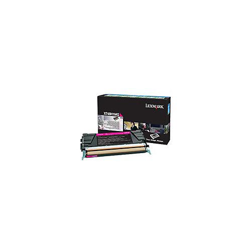Toner Cartridge Magenta 10K Return Progr