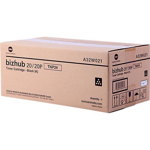 Minolta Tnp24 Toner Zwart Standard Capacity 8.000 Pagina's 1-pack