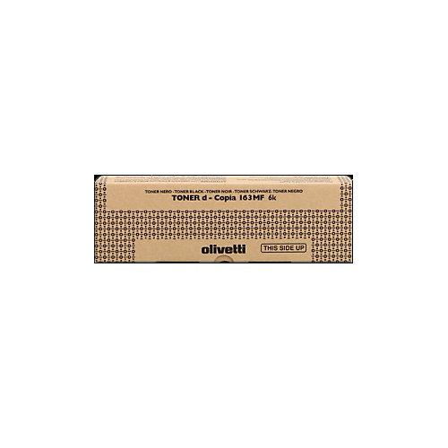 Olivetti B0592 Tonercartridge Zwart