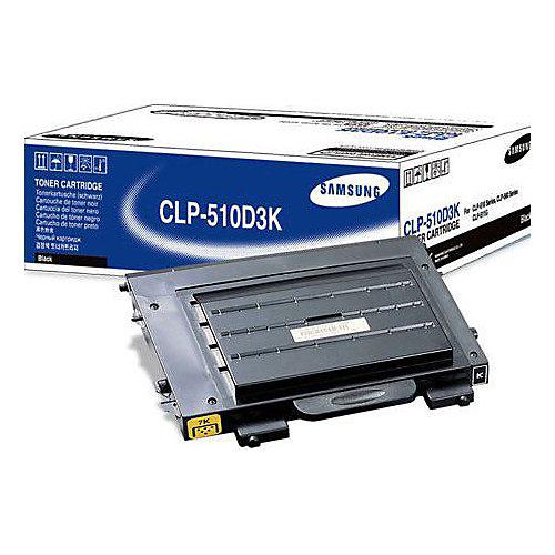 Samsung CLP510 - Tonercartridge / Zwart
