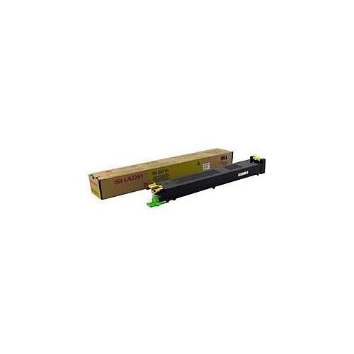 Sharp Mx-18gtya Toner Geel Standard Capacity 10.000 Pagina's 1-pack