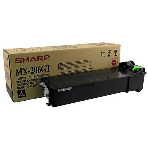 Sharp MX206GT Tonercartridge - Zwart