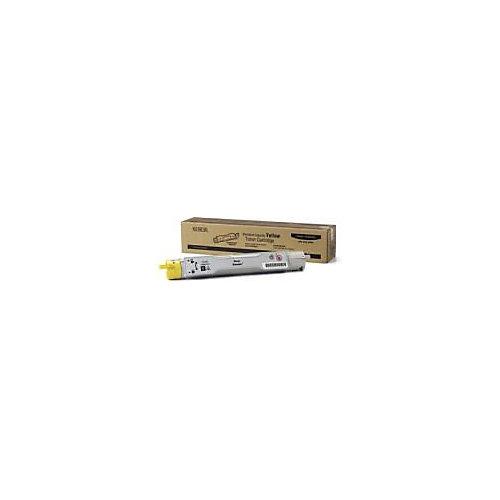 Tektronix Toner 106R01075 geel