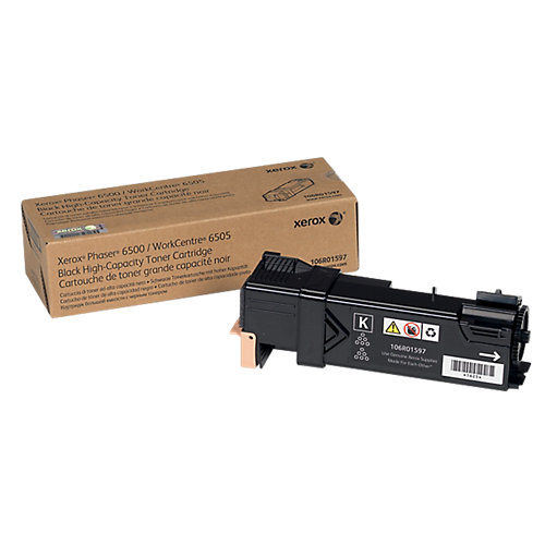 Xerox 6500/6505 Toner High Capacity Black