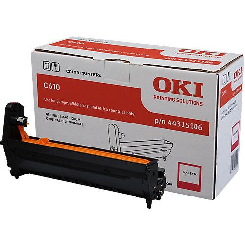 OKI 44315106 Drumcartridge Geel