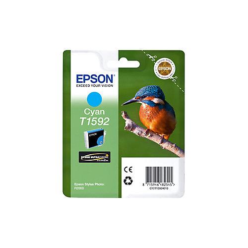 Epson T1592 - Inktcartridge / Cyaan
