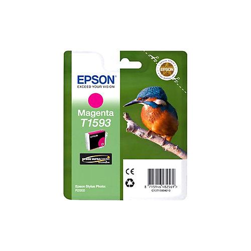 Epson T1593 - Inktcartridge / Magenta