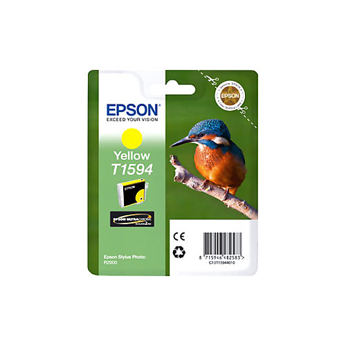 Epson T1594 - Inktcartridge / Geel